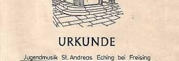 Wertungsspiel Obernzell, 1982