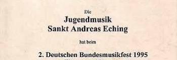 Deutsches Musikfest Münster, 1995