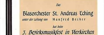 Wertungsspiel Vierkirchen, 1997