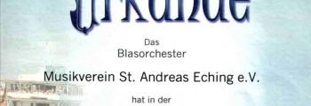 Deutsches Musikfest Friedrichshafen, 2001