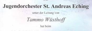Verbandsmusikfest Wasserburg, 2003