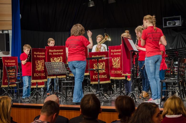 Anfängerorchester macht Proberaum unsicher!